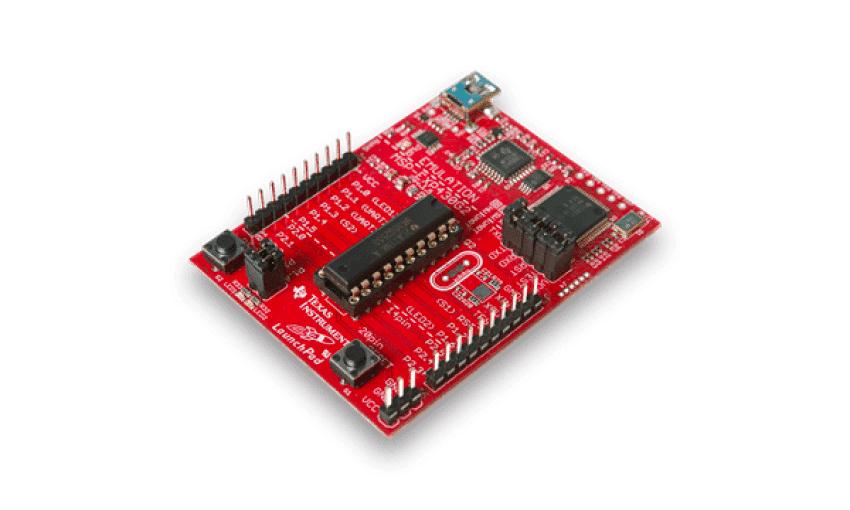MSP430 com IAR