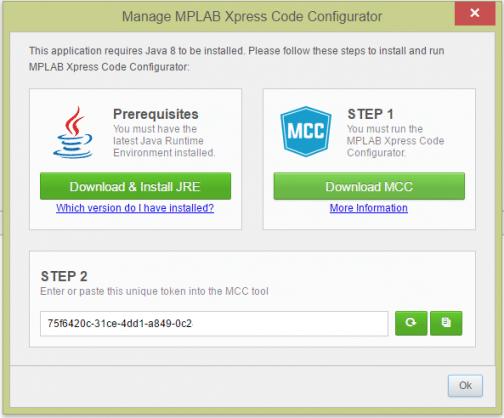 Download do MCC