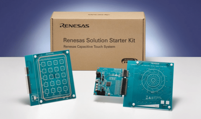 renesas touch