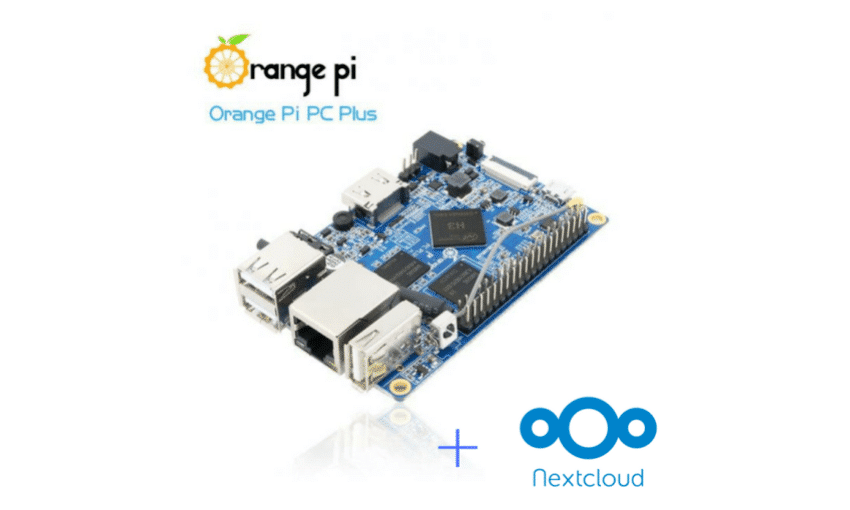 orange pi pc nextcloud