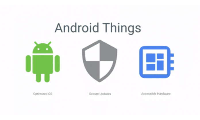Android Things 1.0